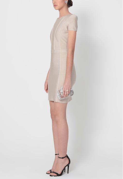 vestido-eduarda-curto-bandagem-powerlook-nude