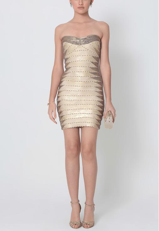 vestido-dina-curto-tomara-que-caia-bandagem-powerlook-dourado