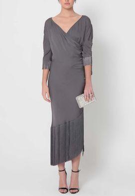 vestido-fringe-midi-de-manga-3-4-e-franjas-moschino-cinza