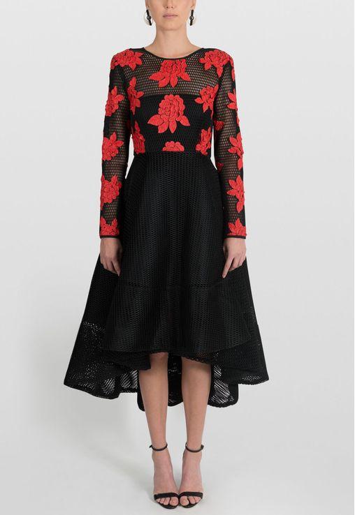 vestido-lou-mullet-de-tela-de-manga-comprida-powerlook-preto