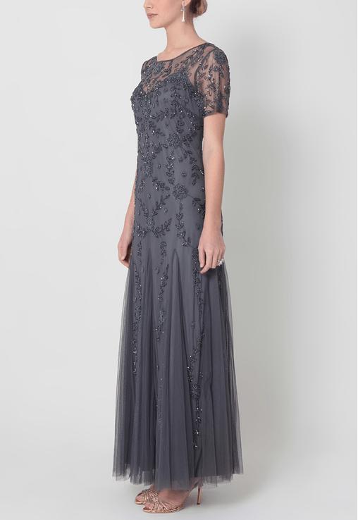 vestido-grey-longo-bordado-no-tule-adrianna-papell-cinza
