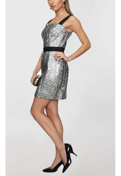 vestido-mary-curto-com-tecido-prateado-dolce&gabbana-prata