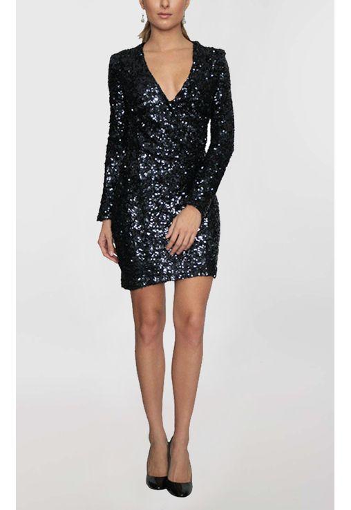 vestido-brigite-curto-demanga-comprida-french-connection-preto