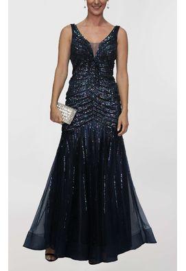 vestido-spencer-longo-sereia-powerlook-azul