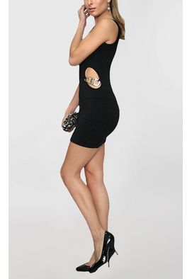 vestido-mona-curto-bandagem-powerlook-preto