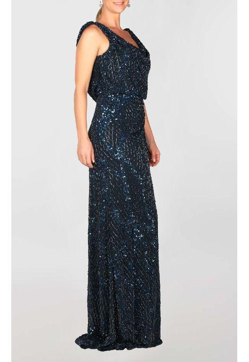 vestido-jacquelyn-longo-todo-bordado-e-drapeado-powerlook-azul