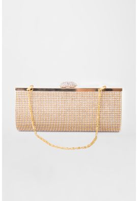 clutch-glam-com-strass-dourado-powerlook-dourada