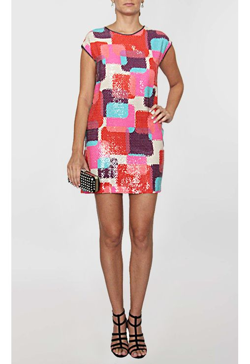 vestido-karina-curto-de-paetes-coloridos-tufi-duek-estampado