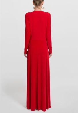 vestido-jimmy-longo-de-malha-de-manga-comprida-powerlook-vermelho