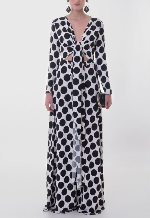 vestido-longo-de-malha-com-manga-comprida-powerlook-estampado-fundo-preto