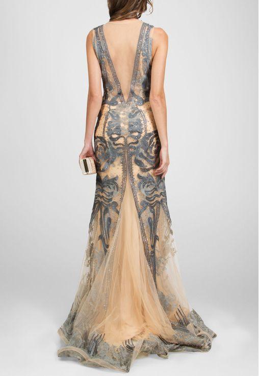vestido-mirage-longo-com-cauda-de-tule-nude-powerlook-nude