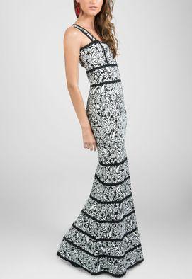 vestido-panama-longo-bandagem-de-alcas-estampado-powerlook-preto-e-branco