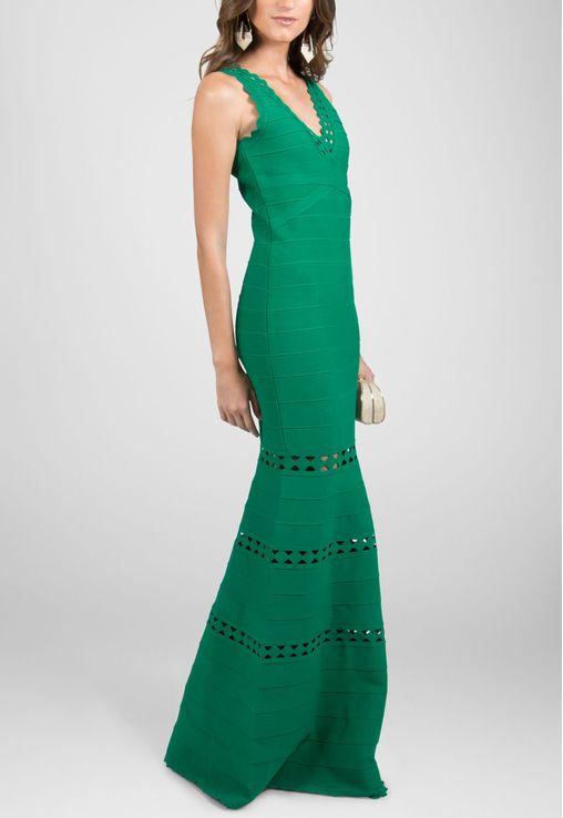 vestido-caribe-longo-de-alca-larga-powerlook-verde