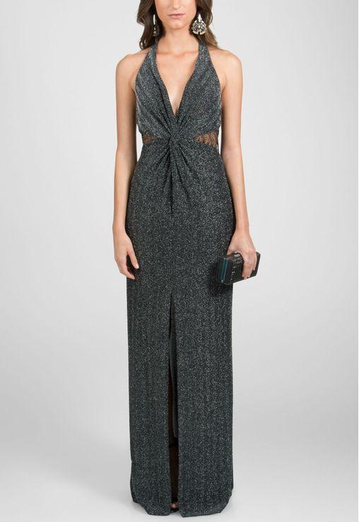 vestido-croacia-longo-de-lurex-com-fenda-powerlook-cinza
