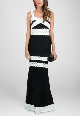 vestido-petra-longo-de-alca-grossa-bandagem-preto-e-branco