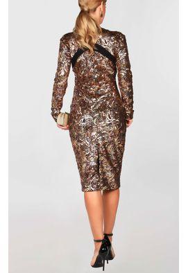 vestido-susy-midi-de-manga-longa-de-paetes-roberto-cavalli-bronze