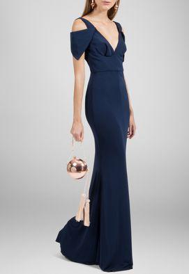 vestido-monaco-longo-recortes-ombro-powerlook-azul