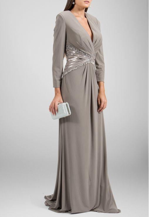 vestido-mauricia-longo-com-cintura-bordada-rina-di-montella-cinza
