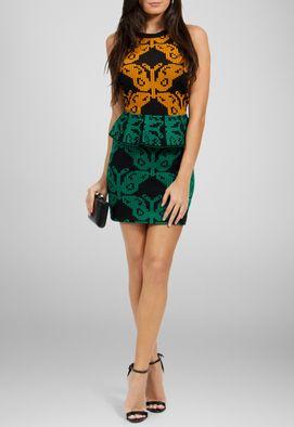 vestido-dubai-curto-de-trico-peplum-coven-estampado