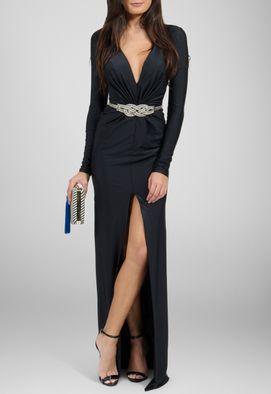 vestido-aurea-longo-de-manga-comprida-e-fenda-frontal-maddie-preto