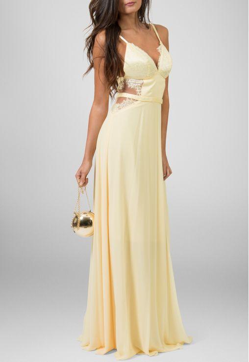 vestido-karen-longo-com-transparencia-powerlook-amarelo