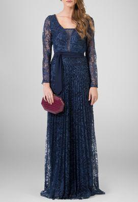 vestido-begonia-longo-de-manga-comprida-todo-de-renda-plissado-powerlook-vinho-azul