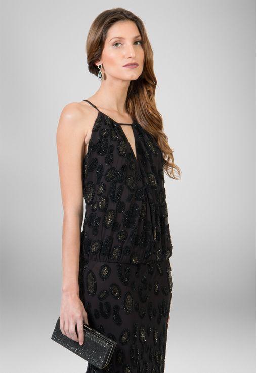 vestido-emanuele-longo-de-seda-todo-bordado-animale-preto