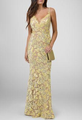 vestido-kim-longo-todo-em-renda-powerlook-amarelo