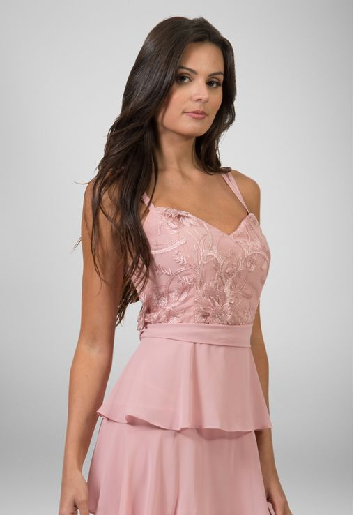 vestido-angelina-longo-babados-powerlook-rosa