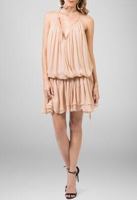 vestido-tropical-curto-bluse-de-seda-animale-rose