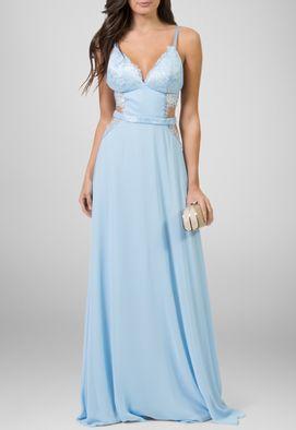 vestido-miguela-longo-com-transparencia-powerlook-azul