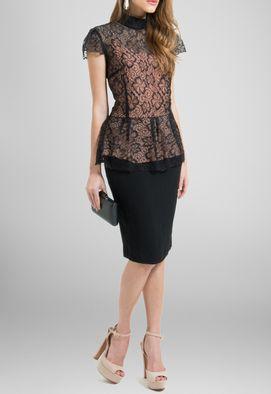 vestido-sary-curto-peplum-de-renda-mixed-preto