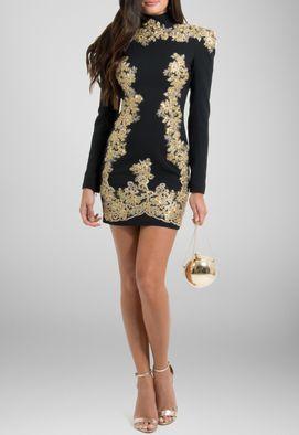 vestido-leticia-de-manga-comprida-com-aplicacao-em-renda-fabulous-agilita-preto