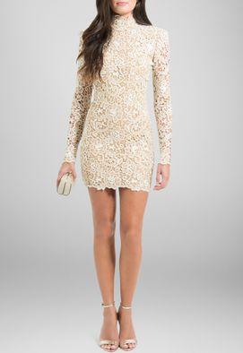 vestido-lulu-curto-de-manga-comprida-rendado-fabulous-agilita-dourado