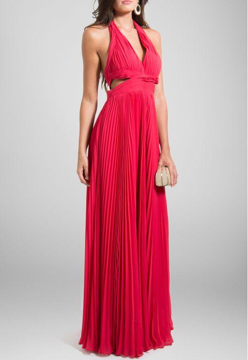 vestido-drica-longo-plissado-com-recortes-na-cintura-adrianna-papell-cereja