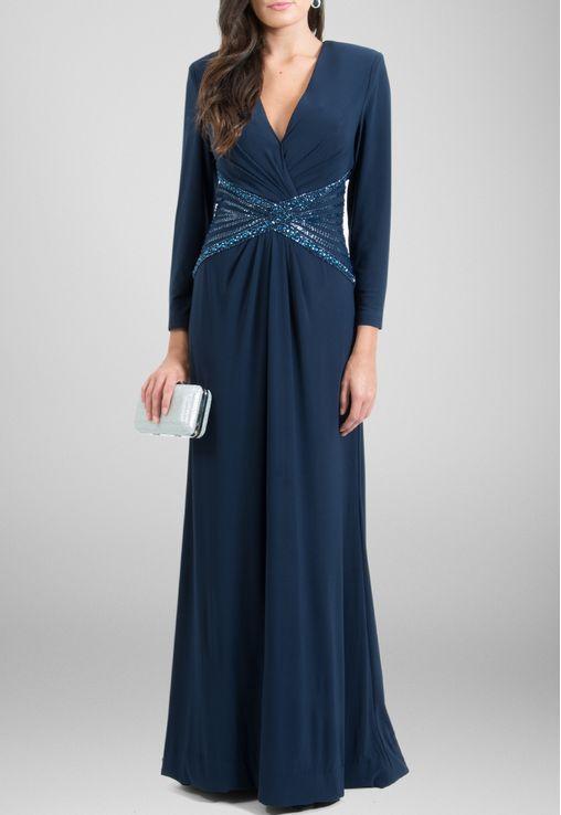 vestido-adelia-longo-com-cintura-bordada-rina-di-montella-azul-marinho