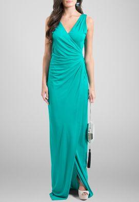 vestido-mexico-drapeado-de-malha-animale-verde-agua