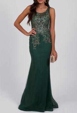vestido-gala-longo-flores-e-decote-profundo-nas-costas-powerlook-verde