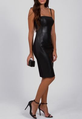 vestido-gisa-curto-de-couro-teen-preto