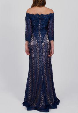 vestido-trinita-longo-ombro-a-ombro-de-manga-comprida-powerlook-azul-marinho