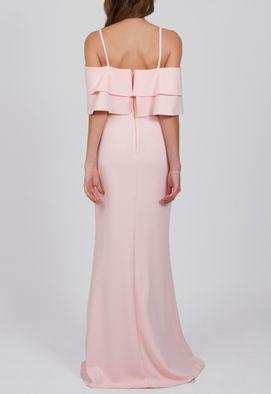 vestido-malu-longo-com-babado-duplo-no-busto-powerlook-rosa-bebe