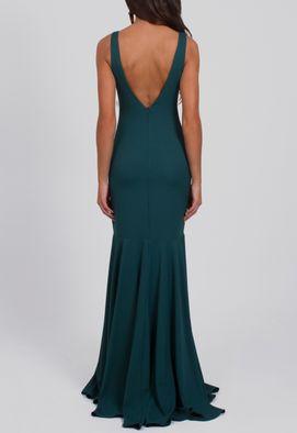 vestido-kendra-longo-sereia-com-babados-e-fenda-na-parte-inferior-powerlook-verde-musgo