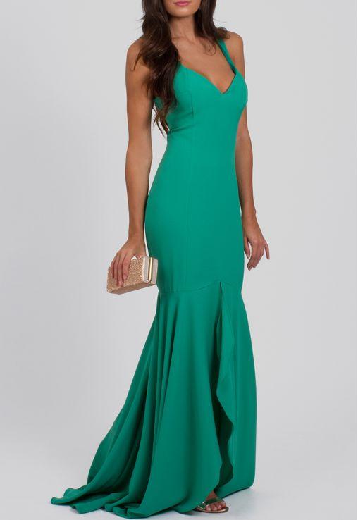 vestido-sulay-longo-sereia-com-babados-e-fenda-na-parte-inferior-powerlook-verde