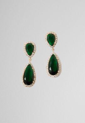 brinco-pendente-pedra-verde-com-brilhantes-powerlook