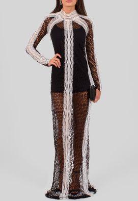 vestido-cleopatra-longo-todo-em-trico-largo-powerlook-preto