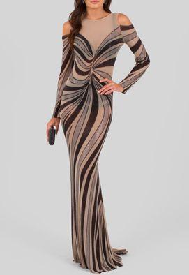vestido-nasser-longo-no-tule-com-aplicacao-de-pedra-powerlook-nude-e-preto
