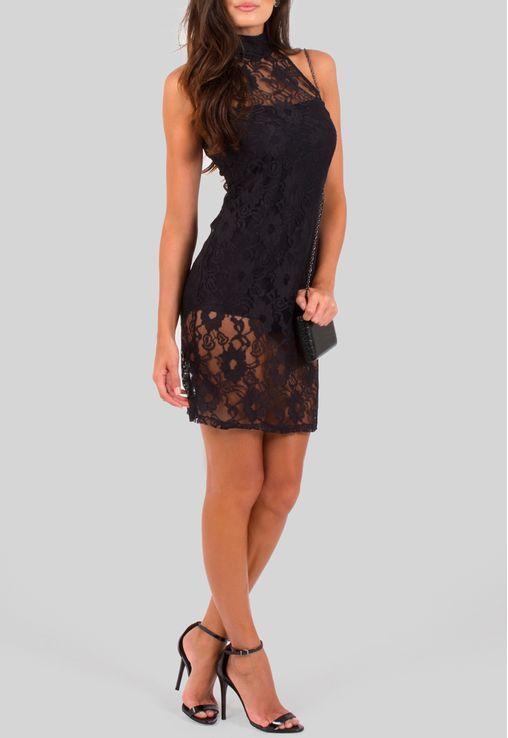 vestido-dominic-curto-de-renda-transparente-preto