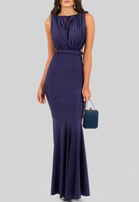 vestido-lauren-longo-de-malha-com-recorte-na-cintura-maddie-azul