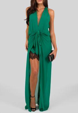 vestido-briana-longo-de-seda-com-super-decote-e-fenda-animale-verde