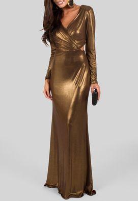 vestido-freya-longo-com-recorte-na-cintura-corporeum-bronze